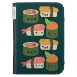Sushi Friends Kindle Cases