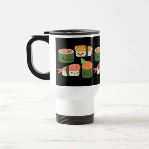 Sushi Friends Mugs