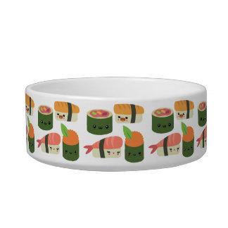 Sushi Friends Pet Food Bowls