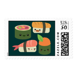 Sushi Friends Postage