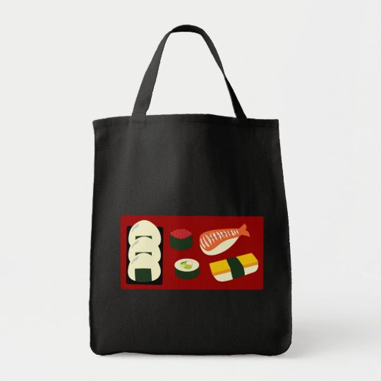 Sushi Fun Tote Bag