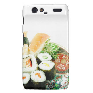 Sushi Droid RAZR Funda