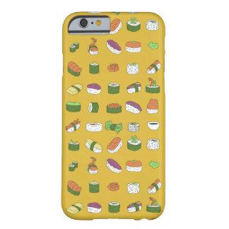 Sushi Funda Para iPhone 6 Barely There