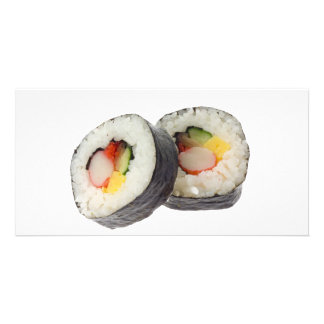Sushi - Futomaki Card