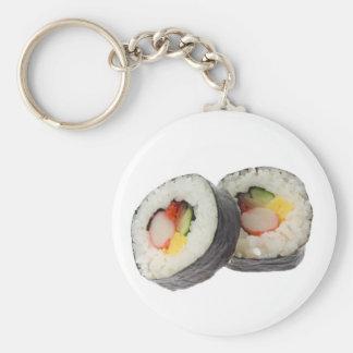Sushi - Futomaki Key Chains