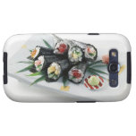 Sushi Galaxy SIII Covers
