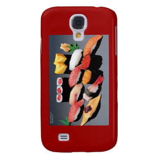 Sushi Gifts Mugs Cards & More! Samsung Galaxy S4 Cover