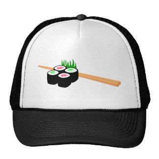 Sushi Gorros Bordados