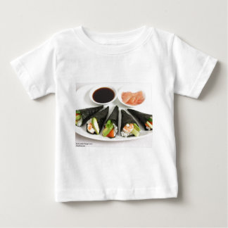 Sushi Hand Roll Gifts Tees Mugs Etc by Rick London