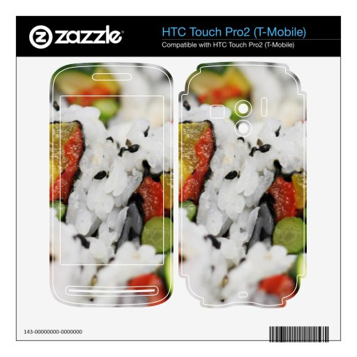 Sushi HTC Touch Pro2 Skin