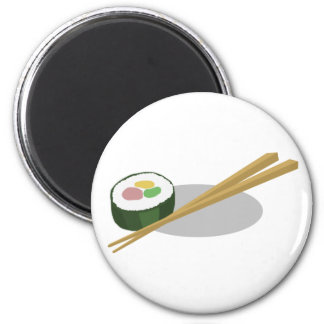 Sushi Imán Redondo 5 Cm