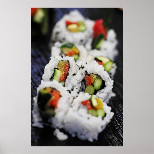 Sushi Impresiones