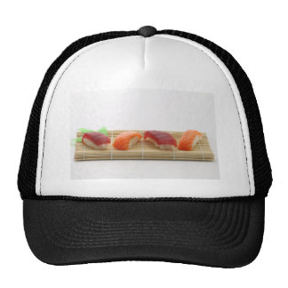 Sushi Japanese Delicious Asian Food Yummy Trucker Hat