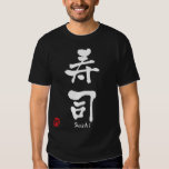 Sushi KANJI Tee Shirt