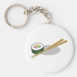 Sushi Keychains