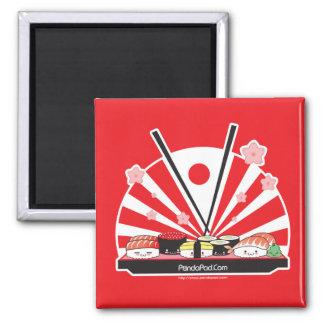 Sushi Land magnet