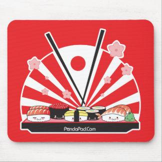 Sushi Land mousepad