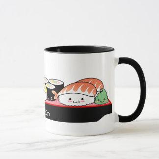 Sushi Land mug (more styles)