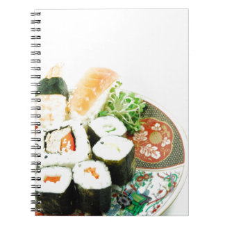 Sushi Libretas Espirales