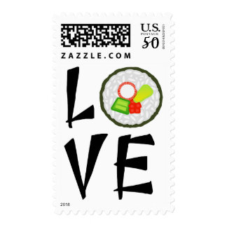 Sushi Love Postage