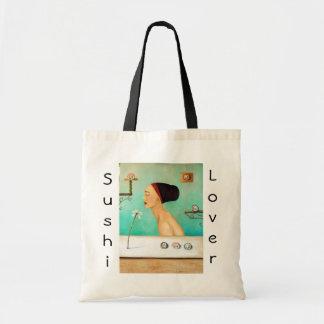 Sushi Lover Budget Tote Bag