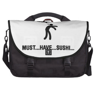 Sushi Lover Bags For Laptop