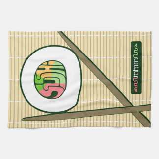 Sushi Lover Kitchen Towel