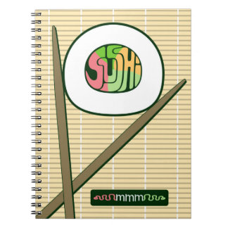 Sushi Lover Notebook