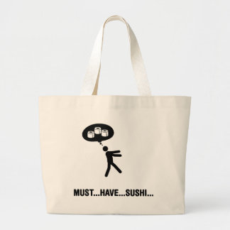 Sushi Lover Tote Bags