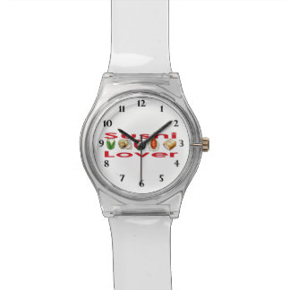 Sushi Lover Wrist Watches