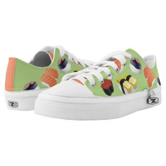 Sushi! Low-Top Sneakers