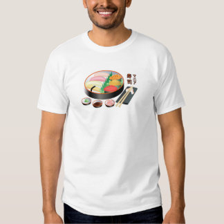 Sushi Mania Tee Shirt