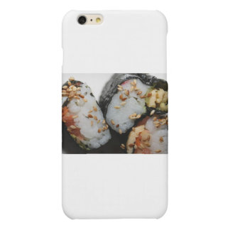 Sushi Matte iPhone 6 Plus Case
