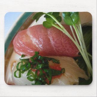 Sushi Mousepad del atún Tapete De Ratón