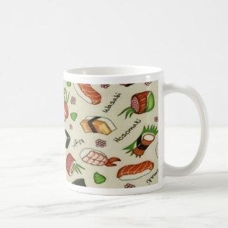 Sushi Coffee Mugs