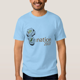 Sushi Nation T-shirt