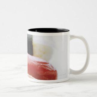Sushi, Nigiri, close-up Coffee Mug