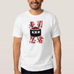 Sushi Ninja Playeras