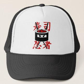 Sushi Ninja Trucker Hat