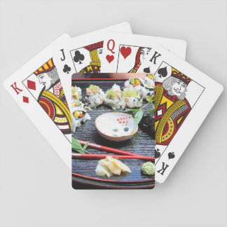 Sushi Deck Of Cards