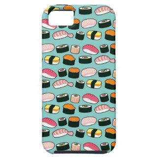 Sushi Oishii (azul) iPhone 5 Cobertura
