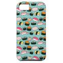 Sushi Oishii (Blue) iPhone 5 Cover