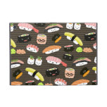 Sushi Party - An Assortment of Fun Kawaii Friends iPad Mini Case