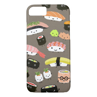 Sushi Party iPhone 7 Case