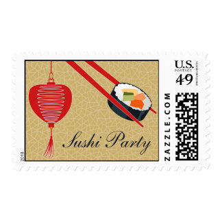 Sushi Party Medium Postage