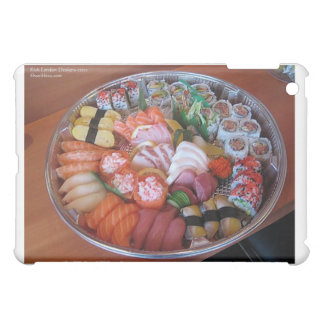 Sushi Party Plate Gifts & Cards iPad Mini Covers