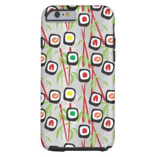 Sushi Pattern Tough iPhone 6 Case