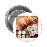 Sushi Pin Redondo De 2 Pulgadas