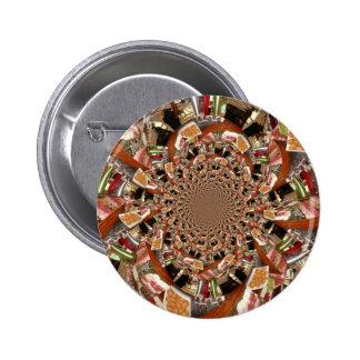 Sushi Pinback Button
