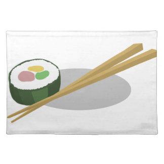 Sushi Placemat Mantel